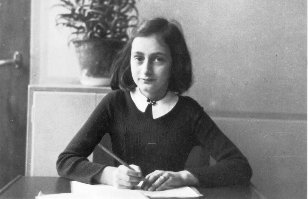 a biography of anne frank a girl killed during the holocaust